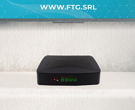 Mini Ricevitore DVB-T2 HD